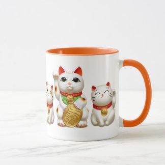招き猫 maneki neko tasse