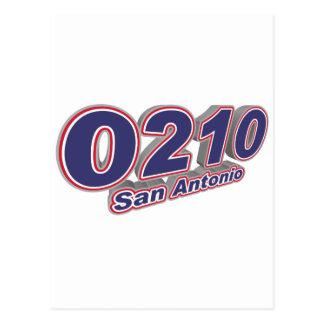 0210 San Antonio Postkarte