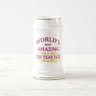 100. Geburtstag Bierkrug