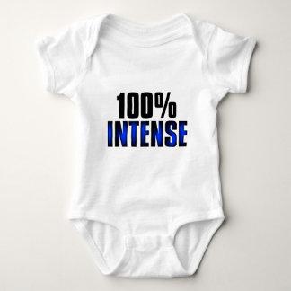 100% intensiv baby strampler