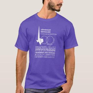 100th Armenisches Genozid-Gedenken von Texas T-Shirt