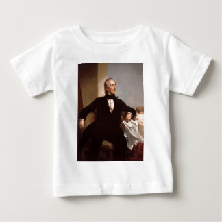10 John Tyler Baby T-shirt