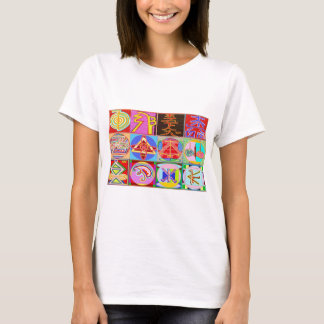 12 Reiki n Karuna Reiki Heilenentwürfe T-Shirt