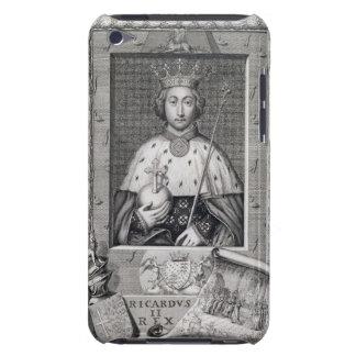 (1367-1400) König Richard-II England 1377-99, af iPod Case-Mate Hülle