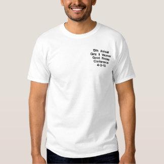 13. Jährliches gesticktes Shirt Karfreitags