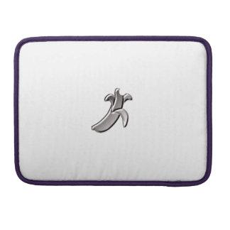 13 Macbook Prohülse Bananen-Logo MacBook Pro Sleeves