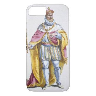 (1527-98) König Philip-II Spanien von 'Receuil De iPhone 8/7 Hülle