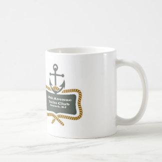 15. Alleen-Yachtclub Newark NJ. Kaffeetasse