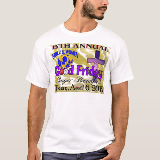 15. Jährliches G2W Karfreitag T-Shirt