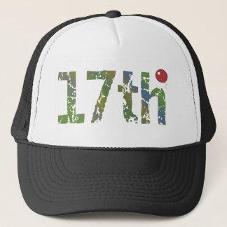 17. Geburtstags-Hut-Geschenk Truckerkappe