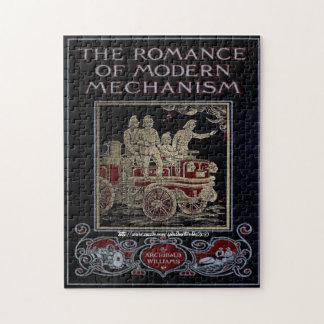 """""""1910 Feuerbekämpfungs-Puzzlespiel """" Puzzle"""