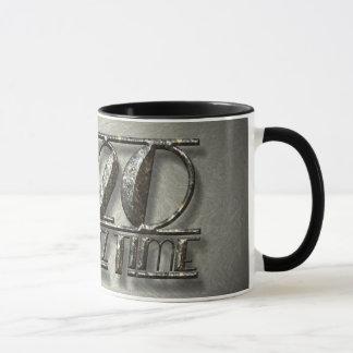 1920 ist es Jazz-Zeit-Vintage Tasse