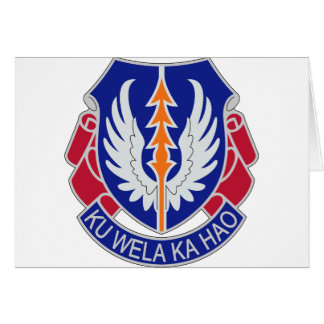 193rd Luftfahrt-Regiment Grußkarte