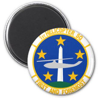 1. Hubschrauber-Geschwader Runder Magnet 5,7 Cm