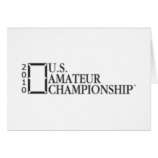 2010 US-Amateur-Meisterschaft Karte