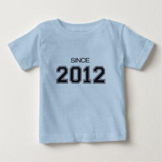 2012 Schwangerschaft - Geburtsgeschenkidee Baby T-shirt