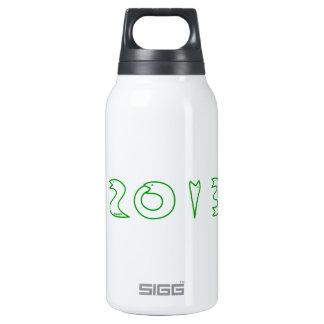 2013 Schlangen-Jahr Thermoflaschen