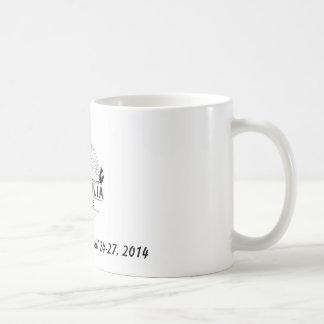 2014 Rückzug-Tasse Tasse