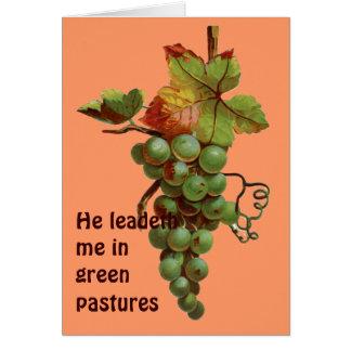 23. Psalmkarte Karte
