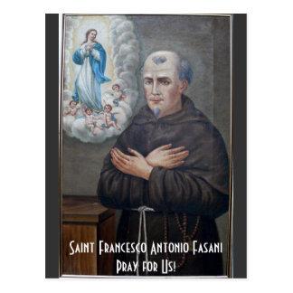 27. November. Francesco Antonio Fasani Postkarte