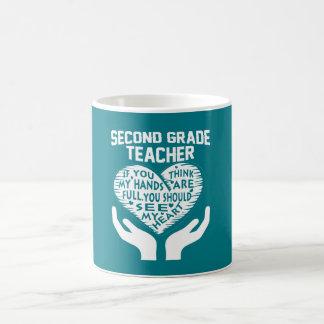 2. Grad-Lehrer Tasse
