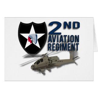 2. Luftfahrt-Regiment - Apache Karte