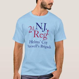 2. New-Jersey Regiment T-Shirt