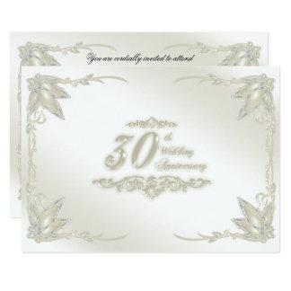 30. Hochzeits-Jahrestag UAWG Karte