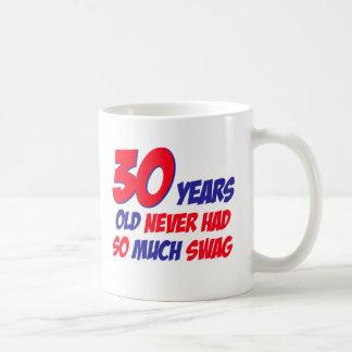 30 Jahre alte Geburtstagsentwurf Tasse