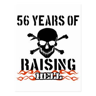 30 Jahre der anhebenden Hölle Postkarte