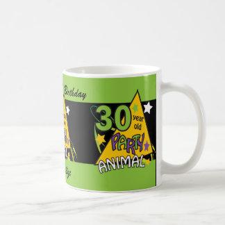 30 Jährig-Party-Tier - 30. Geburtstag Tasse