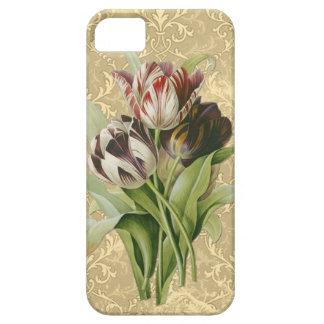 3 Blumen - Vintage Art iPhone 5 Hüllen