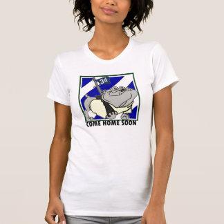 3. Identifikations-MILITÄR-HEMD T-Shirt