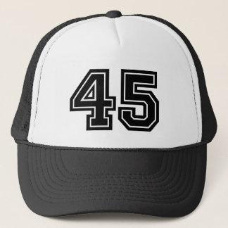 45. Geburtstag Truckerkappe