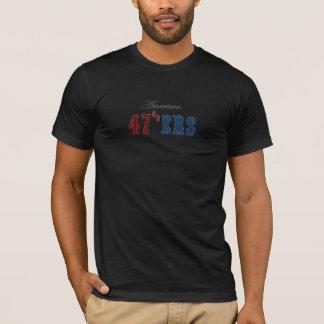 47 Prozent-äh T-Shirt