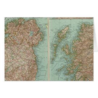 4950 Irland, Schottland Grußkarte