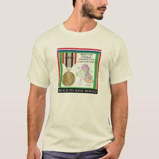 4 DER KAMPAGNEN-STERN-IRAK-KRIEGSVETERAN T-Shirt