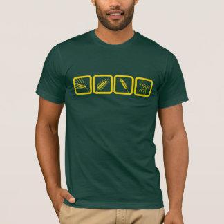 4 Ernten T-Shirt