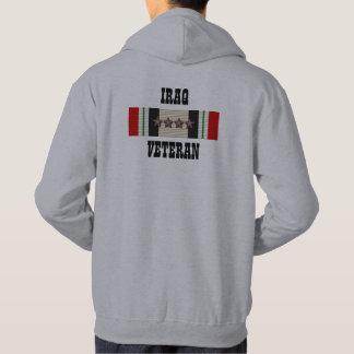 4 KAMPAGNEN-STERNE/DER IRAK-VETERAN HOODIE