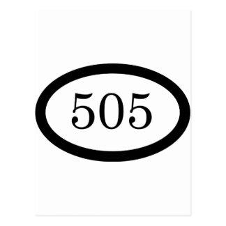 505 Fallschirm-Infanterie Postkarte