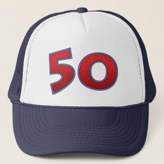 50. Geburtstag Truckerkappe