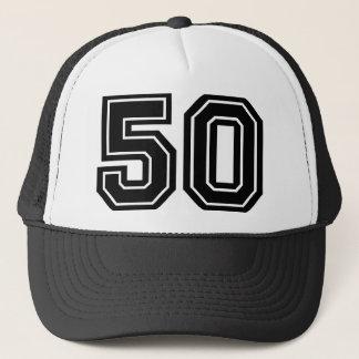 50. Geburtstags-Klassiker Truckerkappe