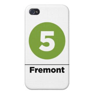 5 Fremont-schwarz Schutzhülle Fürs iPhone 4