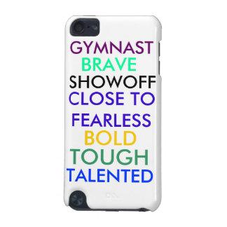 5. GEN-Fall Gymnastikipod iPod Touch 5G Hülle