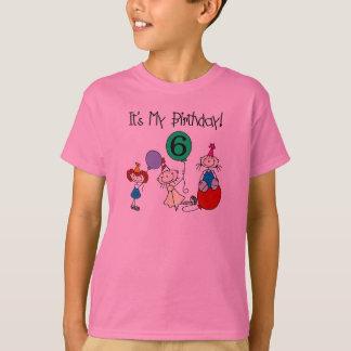 6. Stock scherzt Party T-Shirt