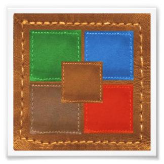 """6"""" x 6"""", Dekorationen auf Kodak-Foto-Papier (Satin Fotodrucke"""