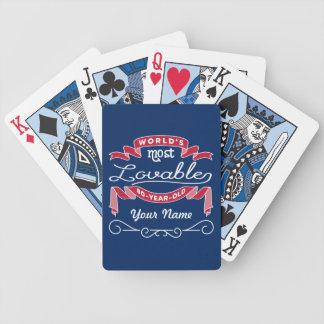 80. Liebenswürdigstes 80-jähriges der Pokerkarten