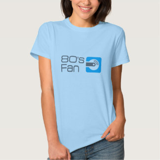 80er Fan Shirts