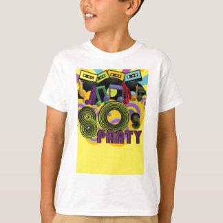 80er Party Hemden