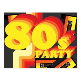 Geschenk zur 80er party